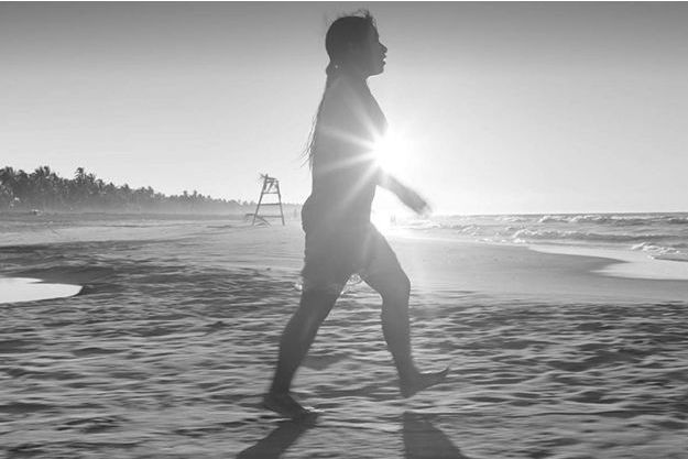 """Une image extraite de """"Roma"""" d'Alfonso Cuaron"""