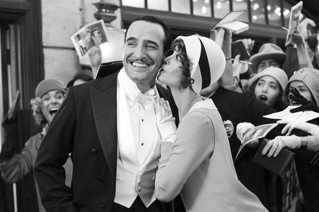Jean Dujardin et Bérénice Béjo, deux sélectionnés pour les Golden Globes.