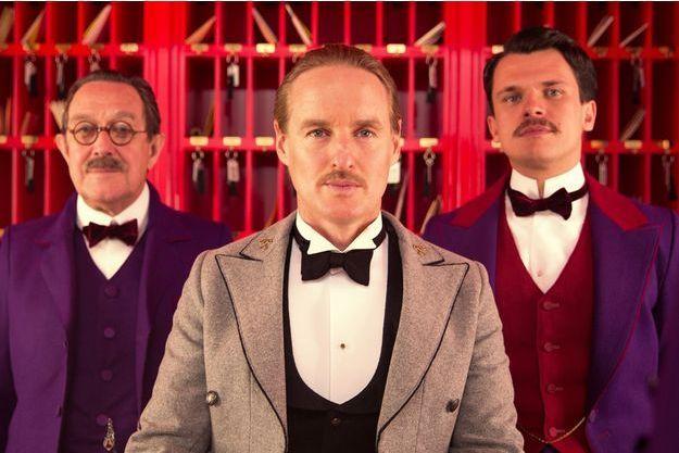 """Le film de Wes Anderson, """"The Grand Budapest Hotel"""", a été nominé 11 fois pour l'édition 2015 des Bafta"""