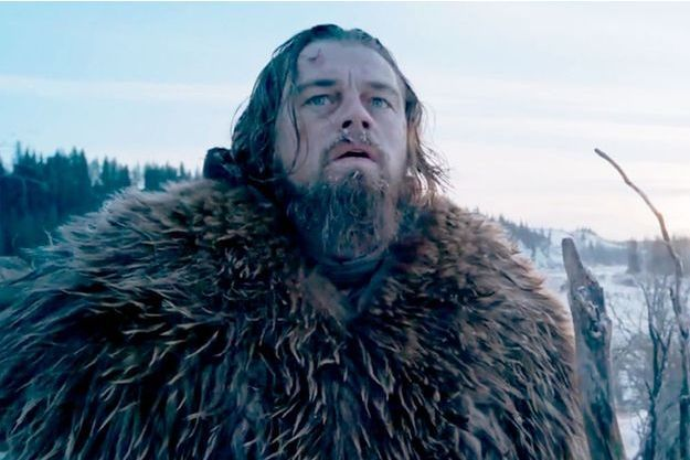 "Leonardo DiCaprio dans ""The Revenant"""