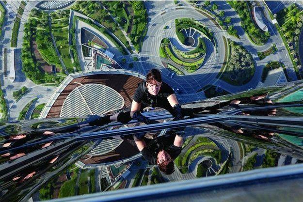 Tom Cruise avait escaladé la tour Burj Khalifa à Dubaï pour le quatrième épisode de la saga.