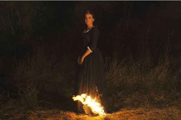 """""""Portrait de la jeune femme en feu"""" a été récompensé de la Queer Palm."""