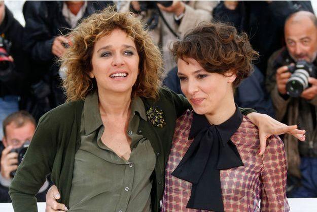 Valéria Golino et l'actrice Jasmine Trinca