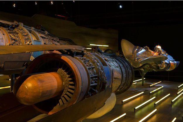 Le «Podracer» d'Anakin dans «La Menace Fantôme» au coeur de l'exposition Star Wars Identities