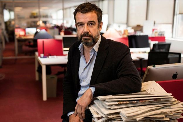 Régis Le Sommier, directeur adjoint de la rédaction de Paris Match.