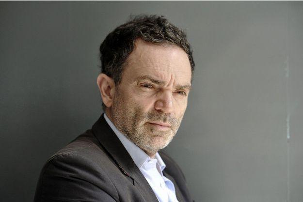 Yann Moix en août 2018.