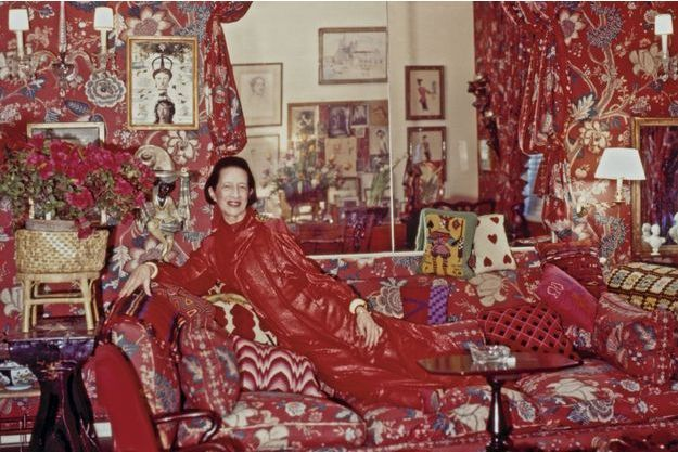 Diana Vreeland : In mode we trust !