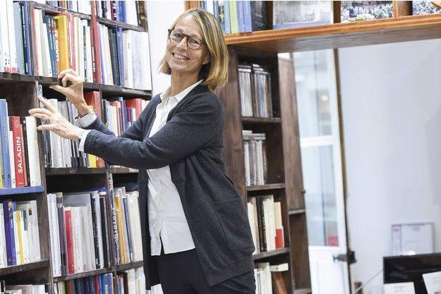 Françoise Nyssen, la ministre de la Culture.