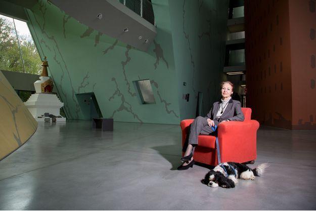 Fanny, garante de l'œuvre d'Hergé. A la mort du père de Tintin le 3 mars 1983, elle est devenue sa légataire universelle. En 1993, elle s'est remariée avec le Britannique Nick Rodwell, qui occupe depuis une place clé dans la gestion de l'œuvre.