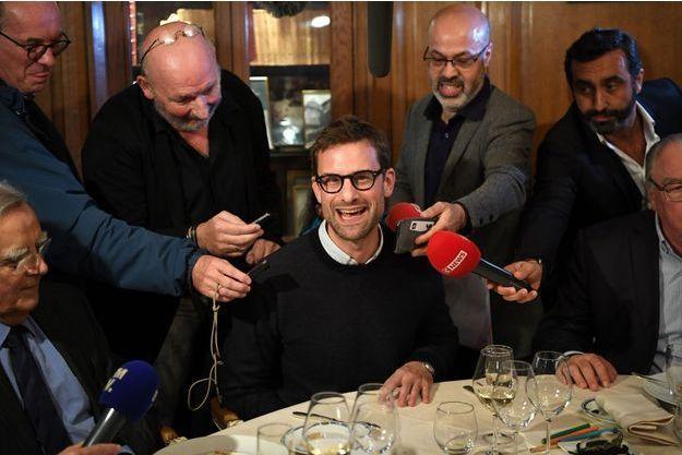 Nicolas Mathieu a remporté le prix Goncourt 2018.