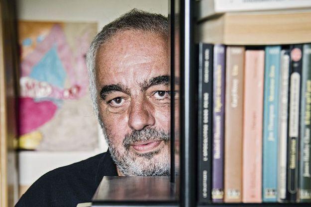Philippe Jaenada, l'un des romanciers les plus cités par les jurys des prix littéraires.
