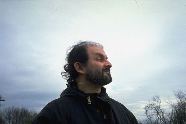 Salman Rushdie 1990