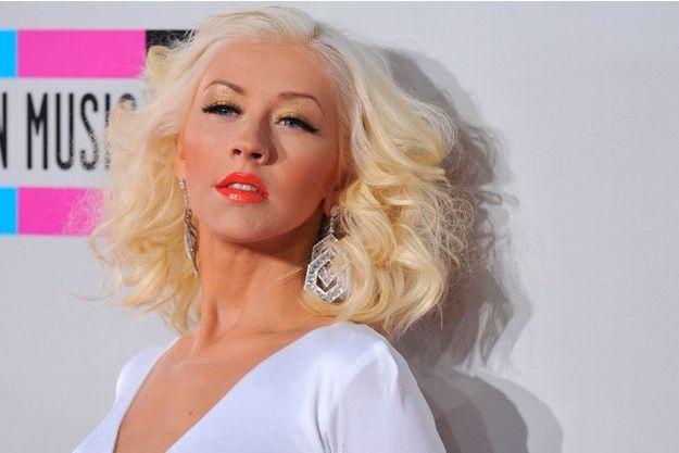 """Christina Aguilera va interpréter une chanteuse country dans la série américaine """"Nashville""""."""