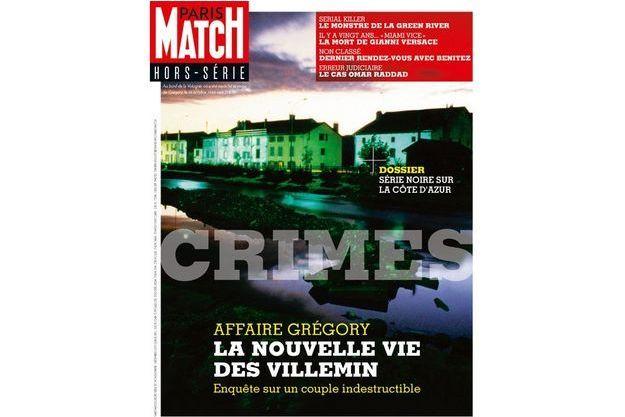 """Le hors-série """"Crimes"""" de Paris Match"""