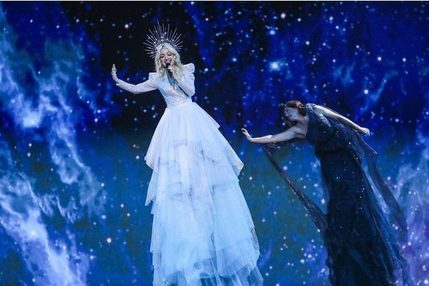 Kate Miller-Heidke représente l'Australie à l'Eurovision.