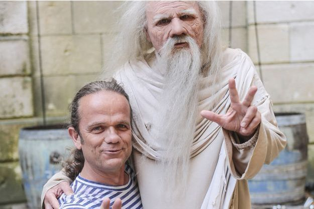 Passe-Partout et le Père Fouras.