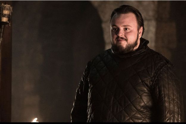 Samwell Tarly (John Bradley-West).