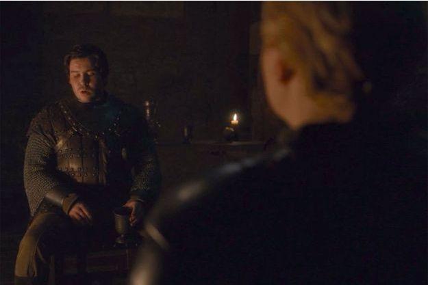 Podrick dans l'épisode 2 de la saison 8.