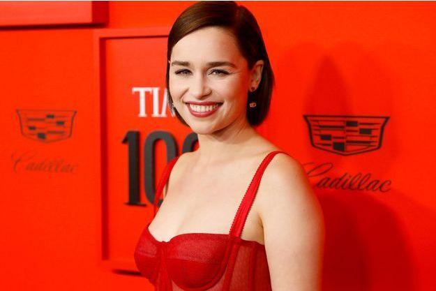 Emilia Clarke, le 23 avril 2019.