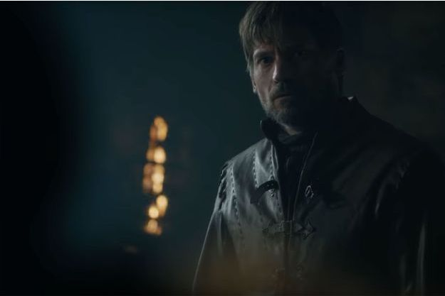 "Jaime Lannister dans l'épisode 2 de la saison 8 de ""Game of Thrones""."