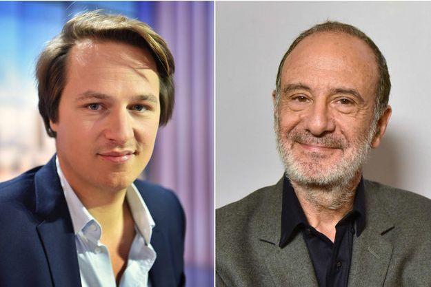 Geoffroy Lejeune et Gérard Miller débattront sur LCI.
