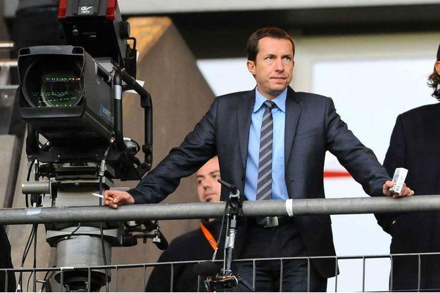 Grégoire Margotton quitte Canal +