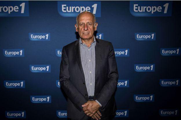 Jean-Michel Aphatie en septembre dernier.