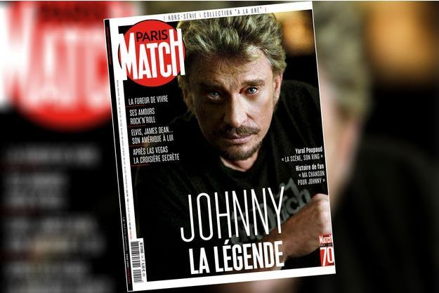 Johnny Paris Match