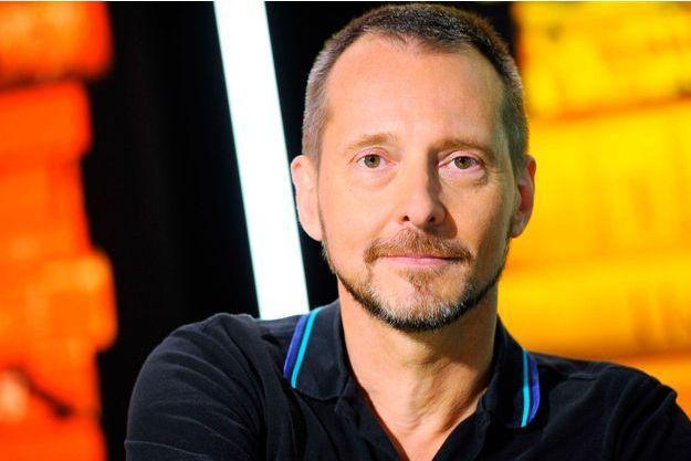 """Joseph Macé-Scaron, le directeur de la publication de """"Marianne""""."""