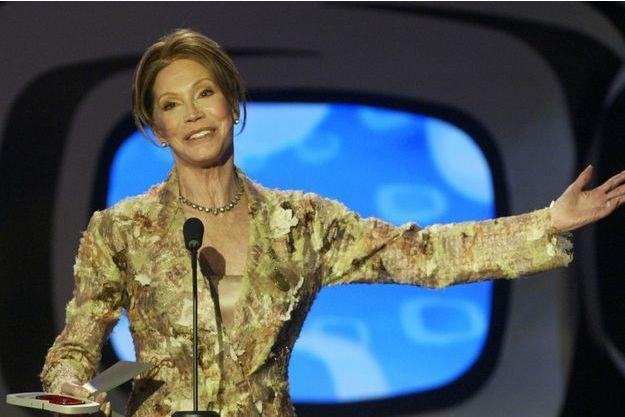 Mary Tyler Moore en 2004.