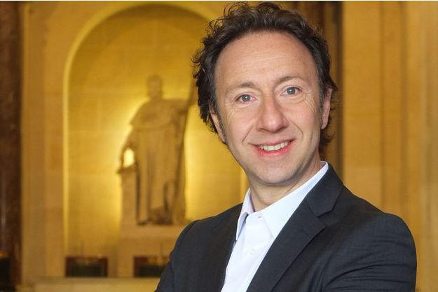 """Stéphane Bern dans """"Secrets d'Histoire""""."""