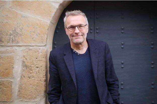 Laurent Ruquier à Carcassonne en 2017.