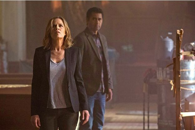 Kim Dickens et Cliff Curtis tiennent les premiers rôles de «Fear The Walking Dead».