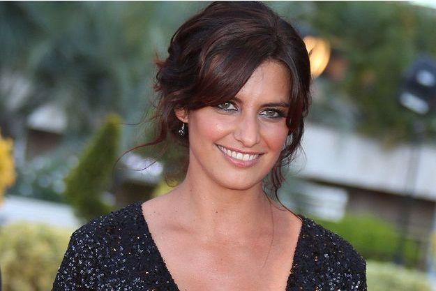 Laëtitia Milot lors du Festival de la télévision de Monte-Carlo, en 2016.