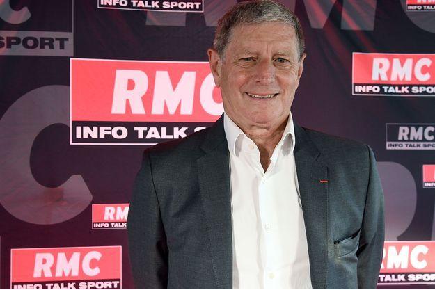 Jean-Michel Larqué, le 8 juin 2018.