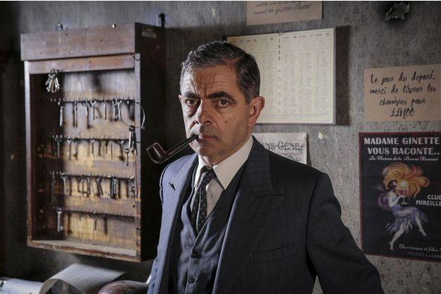 Rowan Atkinson dans la peau du commissaire Maigret.