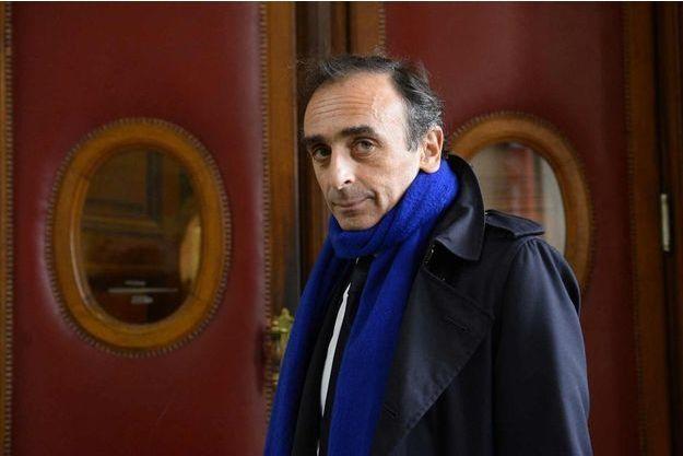 Mise en demeure de Paris Première pour des propos d\'Eric Zemmour sur ...