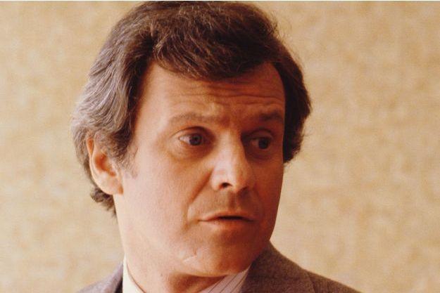 """Ken Kercheval dans """"Dallas"""", en 1979."""