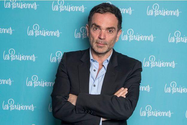 Yann Moix, ici à Paris en mai 2018.