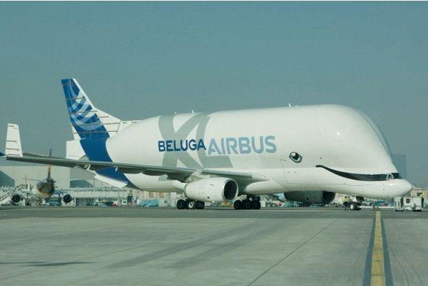Le Beluga XL est en réalité un A330, dont on découpe la partie haute et sur lequel on ajoute ensuite une mégastructure