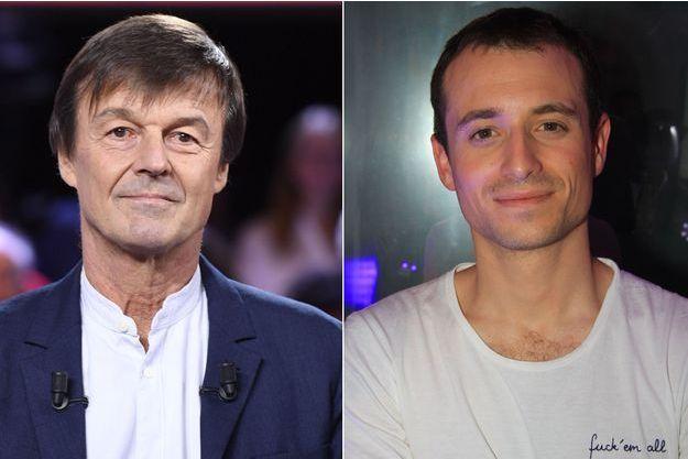 Nicolas Hulot et Hugo Clément seront à la rentrée sur France Télévisions.