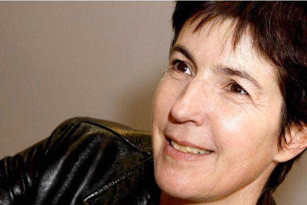 Christine Angot en 2011.