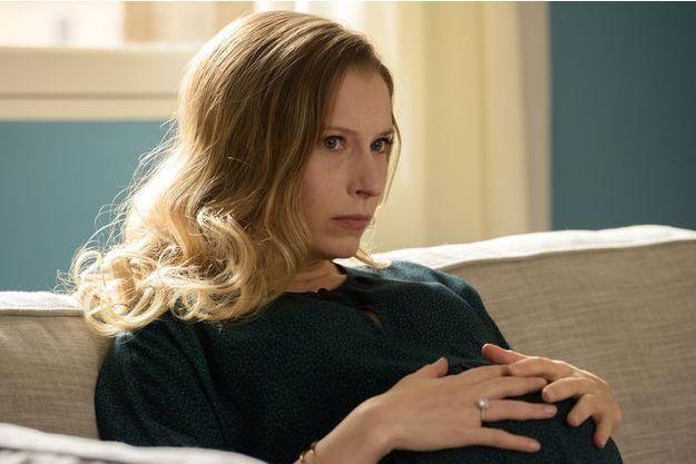 """Ophélia Kolb dans """"On va s'aimer un peu, beaucoup...""""."""