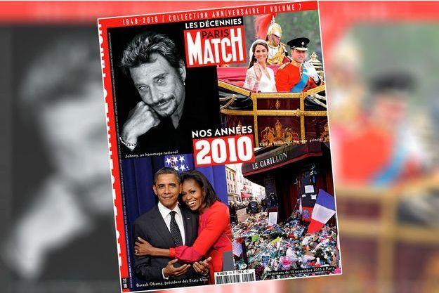 décennies Paris Match