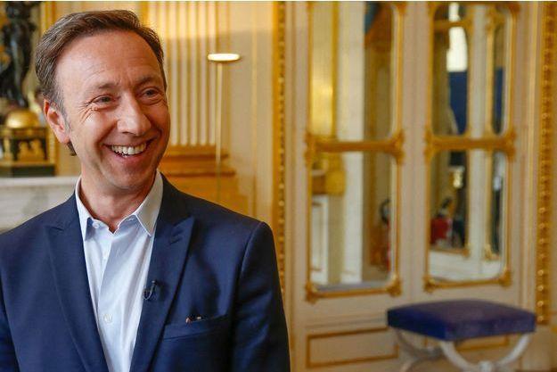 Stéphane Bern au ministère de la Culture, le 11 juin 2019.