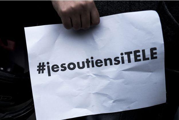 La grève se poursuit à iTélé.