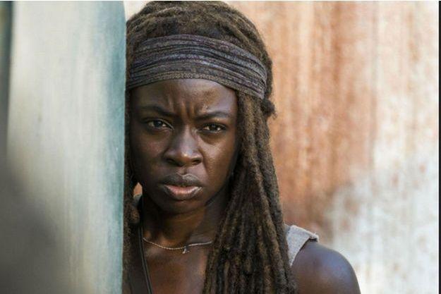 "Danai Gurira incarne Michonne dans ""The Walking Dead"" depuis 2012."