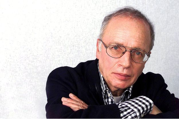 Thierry Roland en 2002.