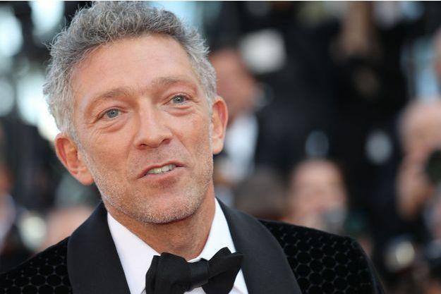 Vincent Cassel au Festival de Cannes en mai 2018.