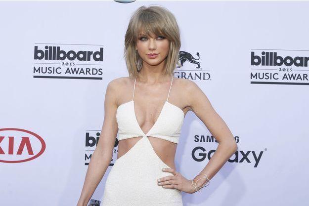 Taylor Swift aux Billboard Music Awards le 17 mai dernier.